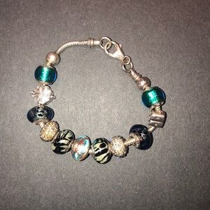 Venetiaurum | Murano Glass Beaded Bracelet